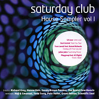 Обложка альбома «Saturday Club. House Sampler. Vol. 1» (2006)