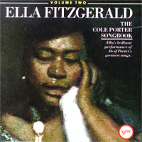 Обложка альбома «Sings The Cole Porter Songbook. Vol. 2» (Ella Fitzgerald, 2006)