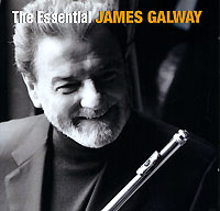 Обложка альбома «The Essential. James Galway» (James Galway, 2006)