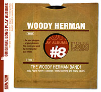 Обложка альбома «The Woody Herman Band!» (Woody Herman, 2005)