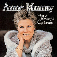 Обложка альбома «What A Wonderful Christmas» (Anne Murray, 2001)