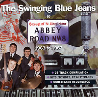 Обложка альбома «At Abbey Road 1963-1967» (Swinging Blue Jeans, 1998)