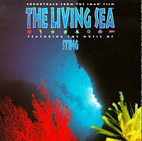 Обложка альбома «The Living Sea. Soundtrack From The Imax Film» (Sting, 2006)