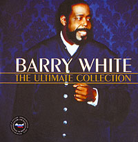 Обложка альбома «The Ultimate Collection» (Barry White, 2006)
