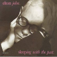 Обложка альбома «Sleeping With The Past» (Elton John, 2006)