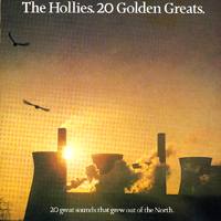 Обложка альбома «20 Golden Greats» (The Hollies, 1978)