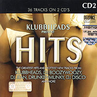 Обложка альбома «Klubbheads. Hits. CD 2» (2002)