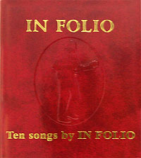 Обложка альбома «Ten Songs By In Folio» (In Folio, 2006)