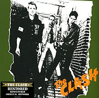 Обложка альбома «The Clash» (The Clash, 1999)