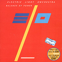 Обложка альбома «Balance Of Power» (Electric Light Orchestra, 1991)