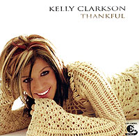 Обложка альбома «Thankful» (Kelly Clarkson, 2003)