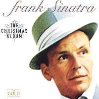 Обложка альбома «The Christmas Album» (Frank Sinatra, 1987)