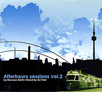 Обложка альбома «Afterhours Sessions Vol. 2» (DJ Feel, 2005)