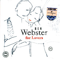 Обложка альбома «For Lovers» (Ben Webster, 2005)