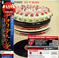 Обложка альбома «Let It Bleed» (The Rolling Stones, 2006)