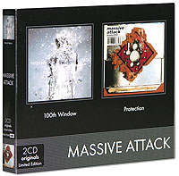 Обложка альбома «100th Window. Protection» (Massive Attack, 2006)