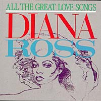 Обложка альбома «All The Great Love Songs» (Diana Ross, 1992)