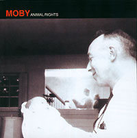 Обложка альбома «Animal Rights» (Moby, 1996)