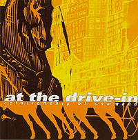 Обложка альбома «Relationship Of Command» (At The Drive-In, 2000)