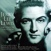 Обложка альбома «The Country Collection» (Jerry Lee Lewis, 1998)