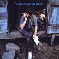 Обложка альбома «Beaucoups Of Blues» (Ringo Starr, 1995)