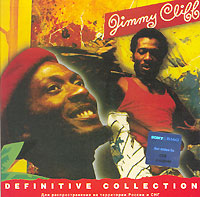 Обложка альбома «Definitive Collection» (Jimmy Cliff, 2006)