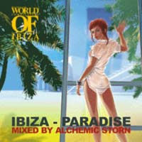 Обложка альбома «Ibiza — Paradise. Mixed By Alchemic Storm» (Alchemic Storm, 2005)