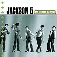 Обложка альбома «The Ultimate Collection» (The Jackson 5, 1998)