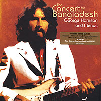 Обложка альбома «And Friends. The Concert For Bangladesh» (George Harrison, 2006)