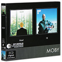 Обложка альбома «Hotel. 18» (Moby, 2002)
