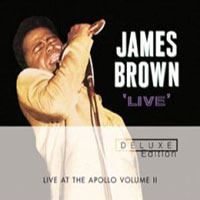 Обложка альбома «Live At The Apollo. Vol. 2» (James Brown, 2006)