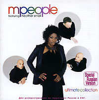 Обложка альбома «M People Featuring Heather Small. Ultimate Сollection» (M People, Heather Small, 2005)