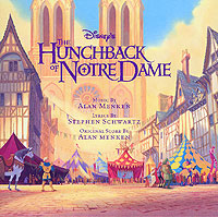 Обложка альбома «The Hunchback Of Notre Dame» (2006)