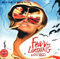 Обложка альбома «Fear And Loathing In Las Vegas: Music From The Motion Picture» (2000)