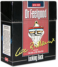 Обложка альбома «Looking Back» (Dr. Feelgood, 1995)