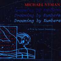 Обложка альбома «Drowning By Numbers» (Michael Nyman, 2006)