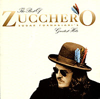 Обложка альбома «The Best Of. Greatest Hits» (Zucchero Sugar Fornaciari, 1997)