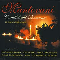 Обложка альбома «Candlelight Romance» (Mantovani & His Orchestra, 2000)