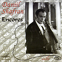Обложка альбома «Encores. Selected Miniatures For Cello And Piano» (Daniil Shafran, 2004)