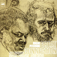 Обложка альбома «Great Connection» (The Oscar Peterson Trio, 2005)