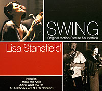 Обложка альбома «Swing. Original Motion Picture Soundtrack» (Lisa Stansfield, 1999)