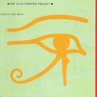 Обложка альбома «The Alan Parsons project. Eye in the sky» (1983)