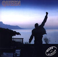 Обложка альбома «Made In Heaven» (Queen, 1995)