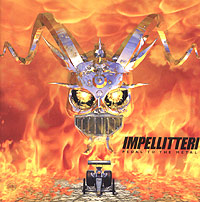 Обложка альбома «Pedal To The Metal» (Impellitteri, 2005)