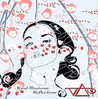 Обложка альбома «Real Illusions: Reflections» (Steve Vai, 2005)