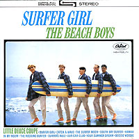 Обложка альбома «Surfer Girl. Shut Down Vol. 2» (The Beach Boys, 2001)