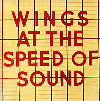 Обложка альбома «At The Speed Of Sound» (Wings, 1993)