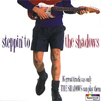 Обложка альбома «Steppin» To» (The Shadows, 2000)