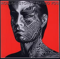 Обложка альбома «Tattoo You» (The Rolling Stones, 1981)