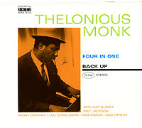 Обложка альбома «Four In One» (Thelonious Monk, 2003)